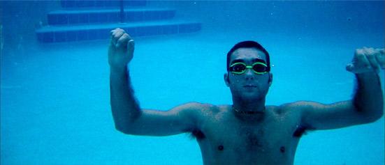 swim naked
